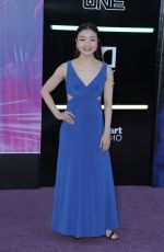 MAIA SHIBUTANI at Ready Player One Premiere in Los Angeles 03/26/2018
