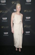 MAMIE GUMMER at Cadillac Oscar Celebration in Los Angeles 03/01/2018