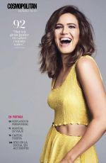 MANDY MOORE in Cosmopolitan Magazine, Mexico March 2018