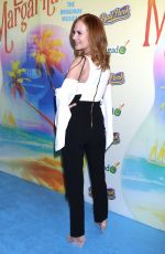 MARG HELGENBERGER at Escape to Margaritaville Opening Night in New York 03/15/2018