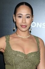 MARGOT BINGHAM at Acrimony Premiere in New York 03/27/2018