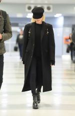 MARGOT ROBBIE Arrives at JFK Airport in New York 03/10/2018
