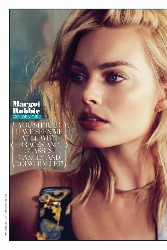 MARGOT ROBBIE in Who Australia Most Beautiful, 2018 Issue
