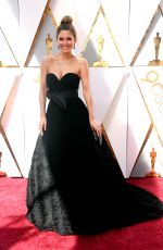 MARIA MENOUNOS at Oscar 2018 in Los Angeles 03/04/2018