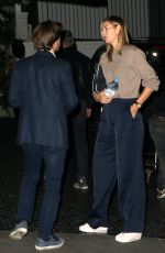 MARIA SHARAPOVA Out for Dinner it Chateau Marmont in Los Angeles 03/19/2018