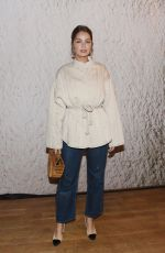 MARIE-ANGE CASTA at Liu Bolin Exhibition Opening in Paris 03/08/2018