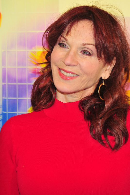 MARILU HENNER at Escape to Margaritaville Opening Night in New York 03/15/2018