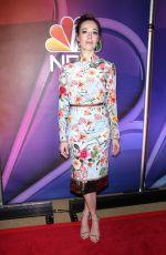 MARINA SQUERCIATI at NBC Midseason Press Junket in New York 03/08/2018