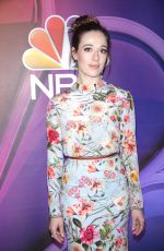 MARINA SQUERCIATI at NBC Midseason Press Junket in New York 03/08/2018