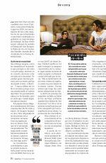 MARION COTILLARD in Mujer Hoy Magazine, March 2018