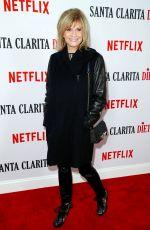 MARKIE POST at Santa Clarita Diet Season 2 Premiere in Los Angeles 03/22/2018
