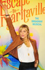 MARLA MAPLES at Escape to Margaritaville Opening Night in New York 03/15/2018