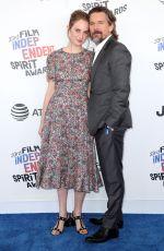 MAYA HAWKE at 2018 Film Independent Spirit Awards in Los Angeles 03/03/2018