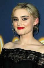 MEG DONNELLY at Midnight Sun Premiere in Hollywood 03/15/2018