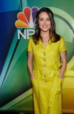 MEGAN BOONE at NBC Midseason Press Junket in New York 03/08/2018