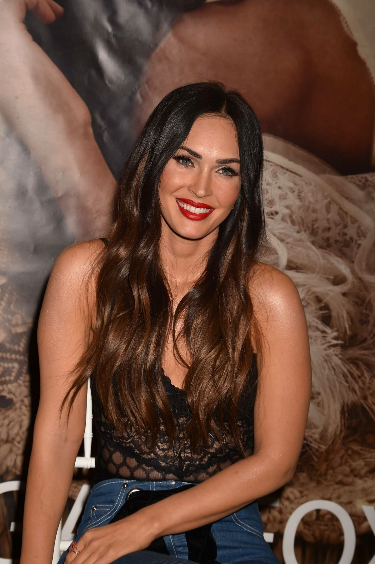 MEGAN FOX at Forever 2...