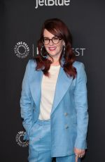 MEGAN MULLALLY at Will & Grace Show Presentation in Los Angeles 03/17/2018