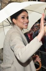 MEGHAN MARKLE at The Crown Liquor Saloon in Belfast 03/23/2018