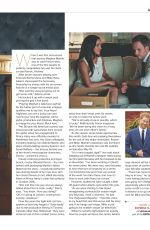 MEGHAN MARKLE in Foxtel Magazine, April 2018
