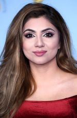 MEHREEN BAIG at RTS Programme Awards in London 03/20/2018