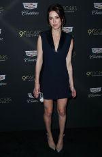 MELISSA BOLONA at Cadillac Oscar Celebration in Los Angeles 03/01/2018