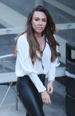 MICHELLE HEATON at ITV Studios in London 03/26/2018