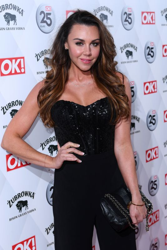 MICHELLE HEATON at OK! Magazine