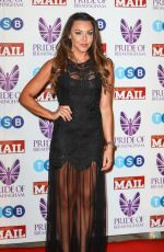 MICHELLE HEATON at Pride of Birmingham Awards 03/08/2018