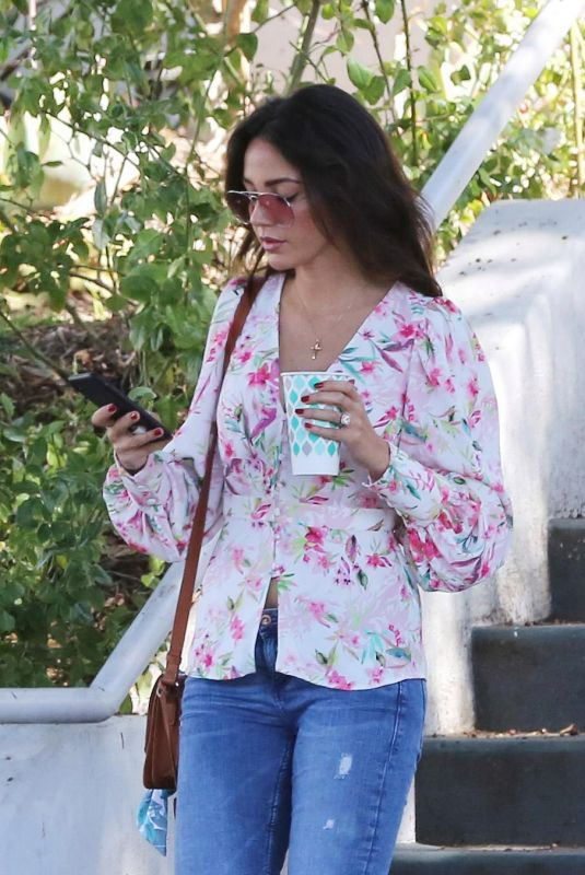 MICHELLE KEEGAN at a Audition in Los Angeles 03/06/2018