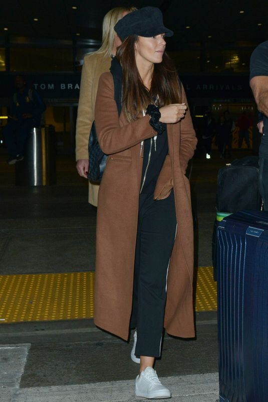 MICHELLE KEEGAN at LAX Airport in Los Angeles 02/28/2018