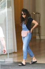 MICHELLE KEEGAN Out for Lunch in West Hollywood 03/24/2018