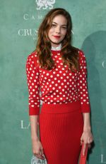 MICHELLE MONAGHAN at Women in Film Pre-oscar Cocktail Party in Los Angeles 03/02/2018