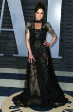 MICHELLE RODRIGUEZ at 2018 Vanity Fair Oscar Party in Beverly Hills 03/04/2018