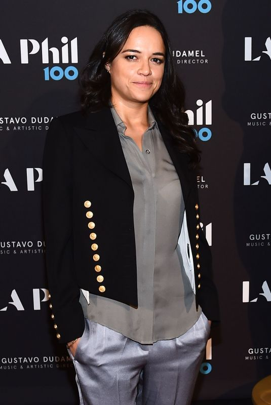 MICHELLE RODRIGUEZ at Oscar Concert Cocktails in Los Angeles 02/28/2018
