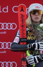MIKAELA SHIFFRIN Wins Audi FIS Alpine Ski World Cup Final in Are 03/17/2018
