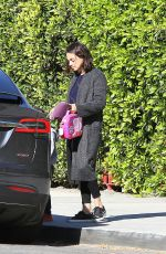 MILA KUNIS Out in Los Angeles 03/30/2018