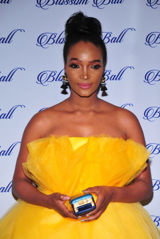 MILLEN MAGESE at Endofound 9th Annual Blossom Ball  in New York 03/19/2018