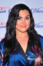 MOLLY QERIM at Endofound 9th Annual Blossom Ball in New York 03/19/2018