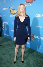 MOLLY QUINN at Gringo Premiere in Los Angeles 03/06/2018