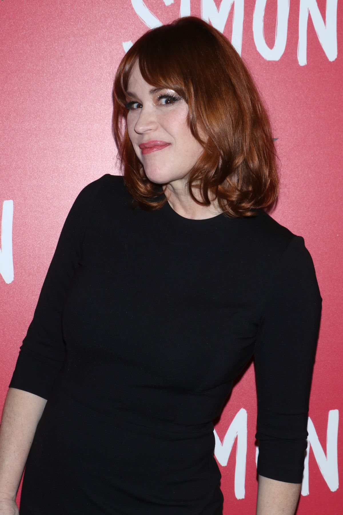 Molly Ringwald At Love Simon Premiere In New York 03 08