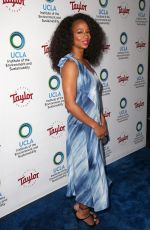 MONIQUE COLEMAN at Ucla's Institute of the Environment and Sustainability Gala in Los Angeles 03/22/2018