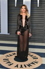 NADINE VELASQUEZ at 2018 Vanity Fair Oscar Party in Beverly Hills 03/04/2018