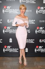 NANCY BRILLI at Finding Steve McQueen Premiere at Monte-carlo Film Festival 03/02/2018