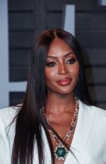 NAOMI CAMPBELL at 2018 Vanity Fair Oscar Party in Beverly Hills 03/04/2018