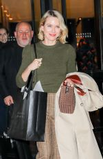 NAOMI WATTS at Barneys New York Launch of Tod's Capsule Collection in New York 03/15/2018