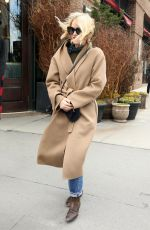 NAOMI WATTS Out and About in New York 03/16/2018