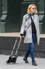 NAOMI WATTS Out in New York 03/20/2018