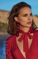 NATALIE PORTMAN in Porter Magazine, Spring 2018