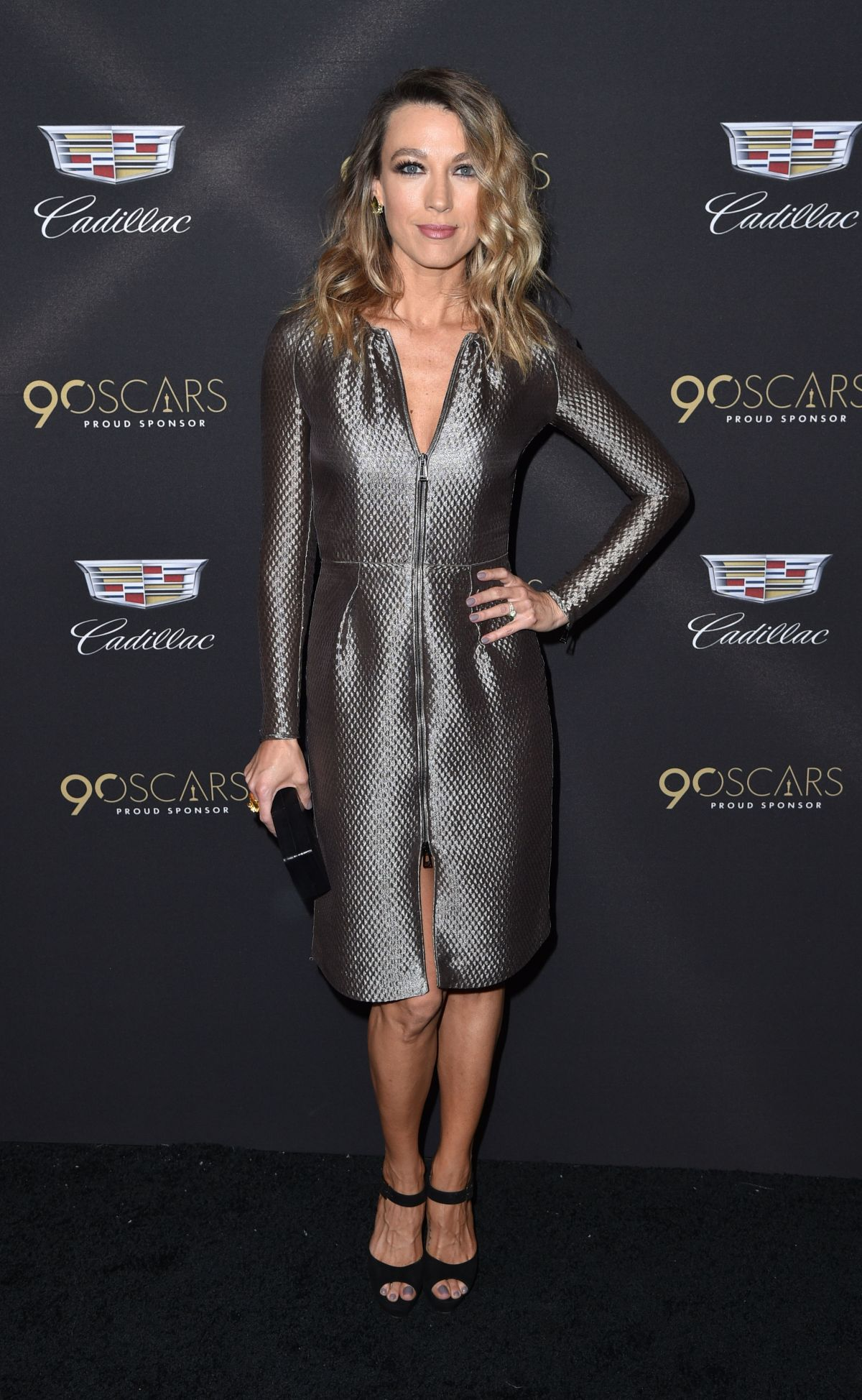 NATALIE ZEA at Cadillac Oscar Celebration in Los Angeles