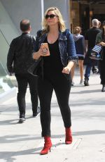 NATASHA HENSTRIDGE Out for Lunch in Beverly Hills 03/09/2018